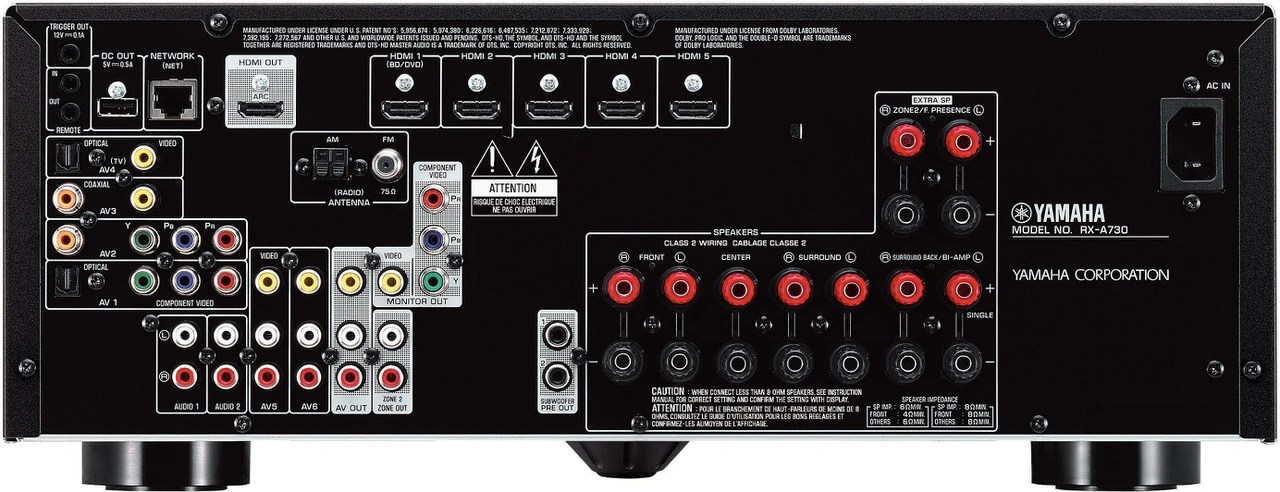 pioneer-elite-sx-s30-preview Yamaha Rx-A730