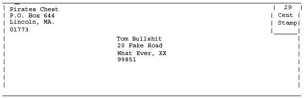 Mail Fraud Tweakk