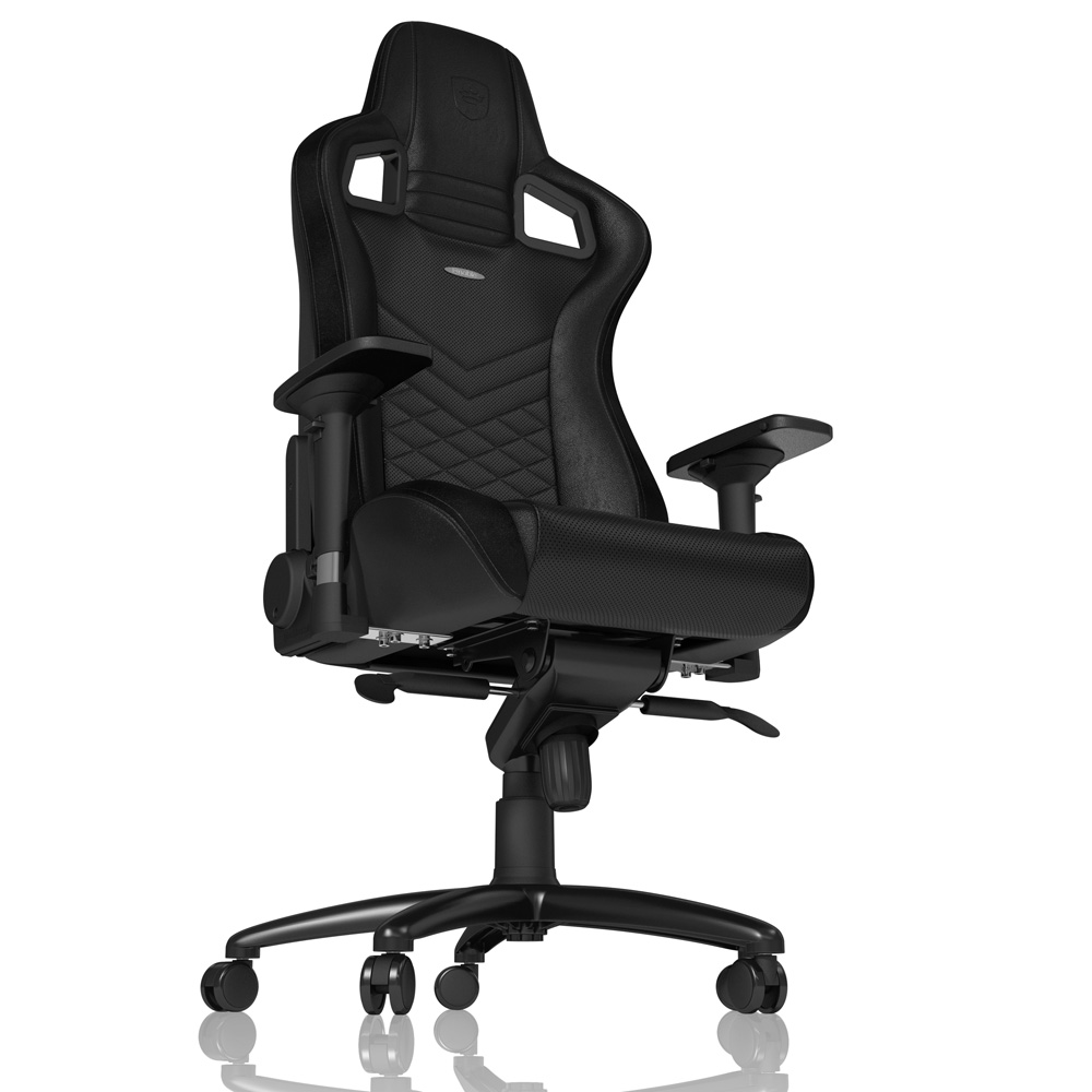 Gaming Stühle Noblechairs Epic Gaming Stuhl Im 6 Monate Dauertest