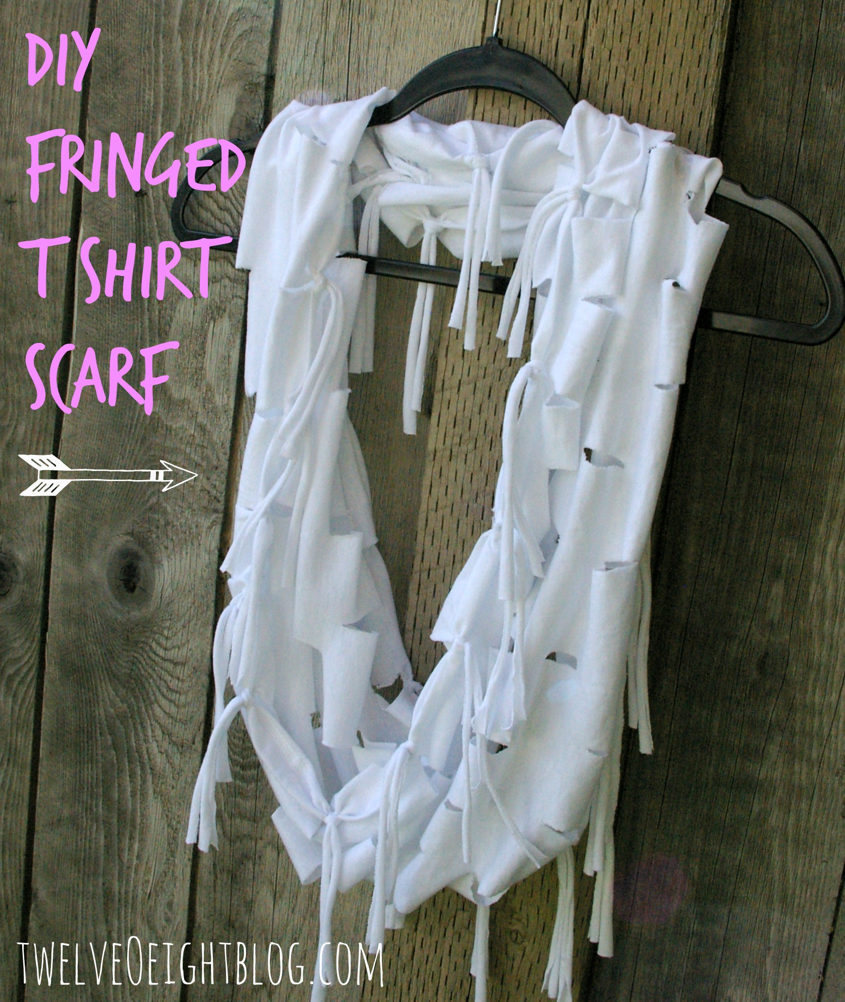 Diy Tshirt Scarf Inspiration Monday Party Diy Ideas For Every Room