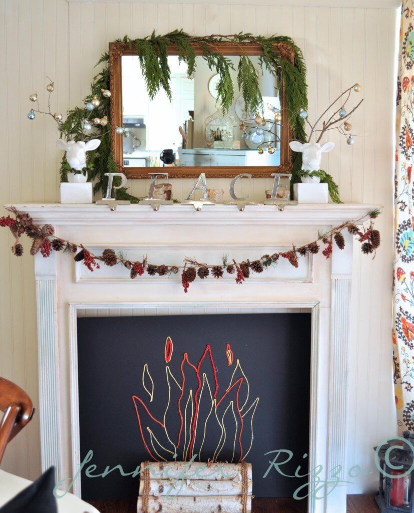 Build Your Own Fireplace Insert 13 Stunning Diy Fake Fireplace Ideas To Make Now Twelve On Main