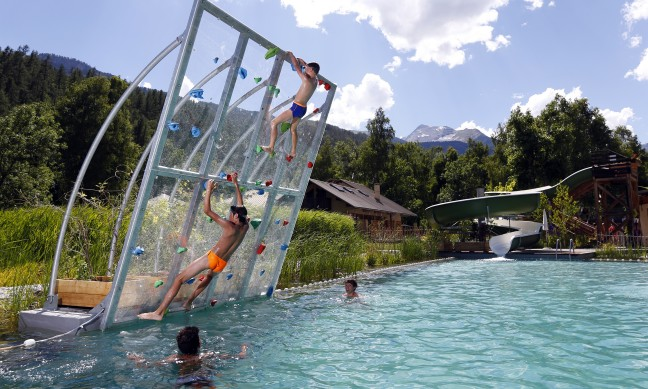 Camping Brabant Klein Met Zwembad Camping Le Courounba | Franse Alpen | Frankrijk | Allcamps