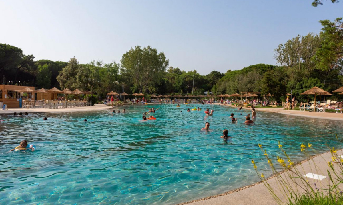 Camping Toscaanse Kust Zwembad Camping Le Esperidi Toscane Italië Allcamps