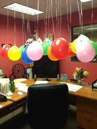 Office Cubicle Birthday Decorating Ideas | Joy Studio ...