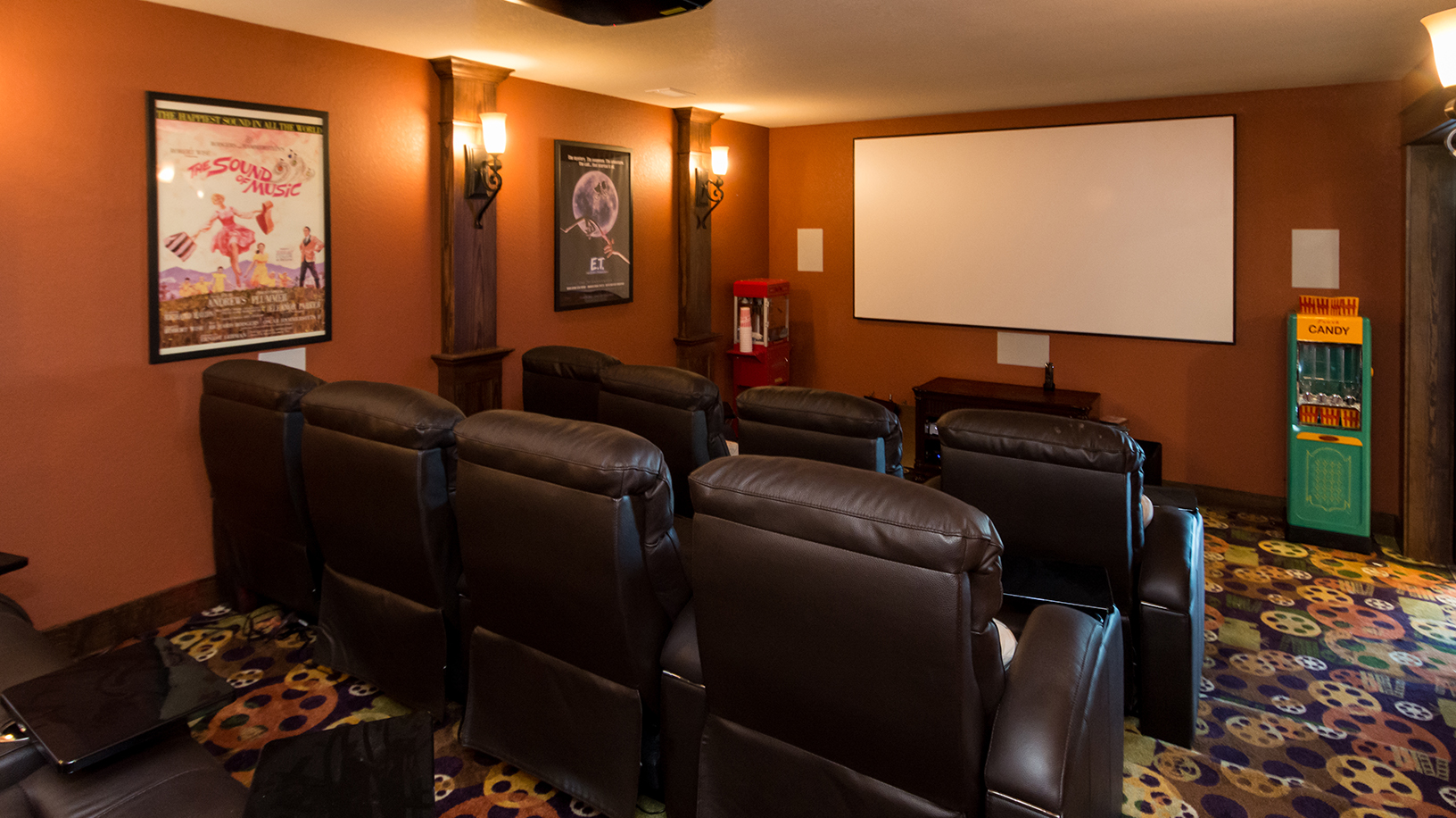 Home Theater Room Top 6 Outer Banks Vacation Homes With Theater Rooms Twiddy