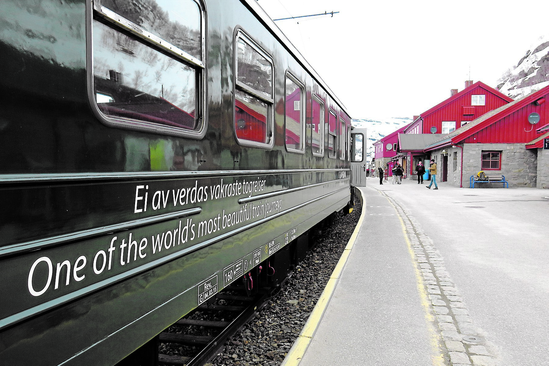 Norway Train Romancing The Rails Exploring Scandinavia By Train