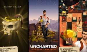 Uncharted: Fortune Hunter mobile game