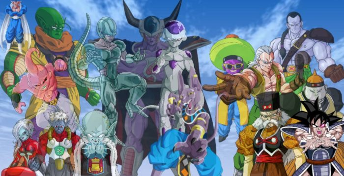 Super Cute Little Baby Wallpapers All 31 Villains Of Dragon Ball Z Ranked By How Little
