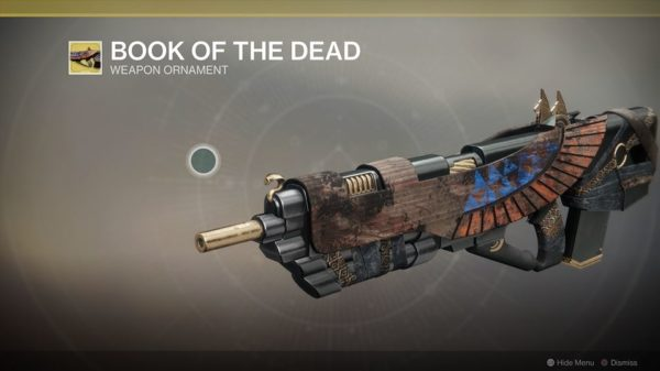 destiny vigilance wing book of the dead