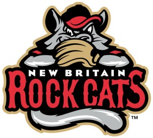 New Britain Rock Cats logo