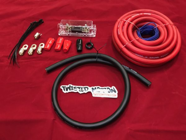 TWISTED MOTION BATTERY RELOCATION KIT Twisted Motion Las Vegas
