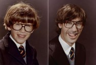 Childhood Photos Recreated Decades Later