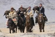 The Future Eagle Hunters ofMongolia