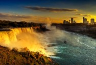 The Day Niagara Falls Went Dry