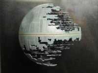 The Death Star Made From a Ping Pong Ball TwistedSifter