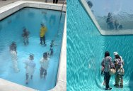 Interactive Art Installation Turns People into Daredevils