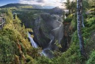 Picture of the Day: GlacialWaterfalls