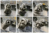 40 Gargoyles and Grotesques Around the World