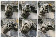 40 Gargoyles and Grotesques Around theWorld