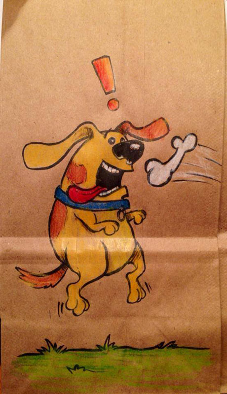 LUNCH BAG ART BY BRYAN DUNN (17)