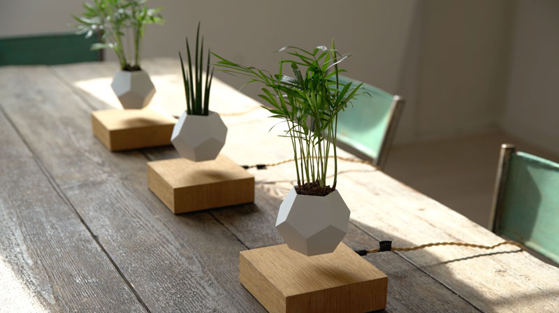 Pots Terrasse Design These Floating Pots Let Your House Plants Levitate And