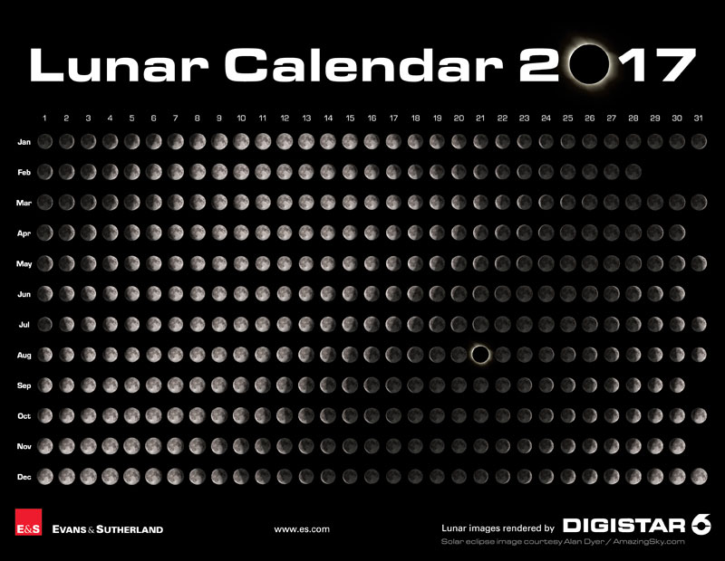 Who Created Our Calendar April History Of Our Calendar Calendars Webexhibits Moon Calendars For 2017 171;twistedsifter