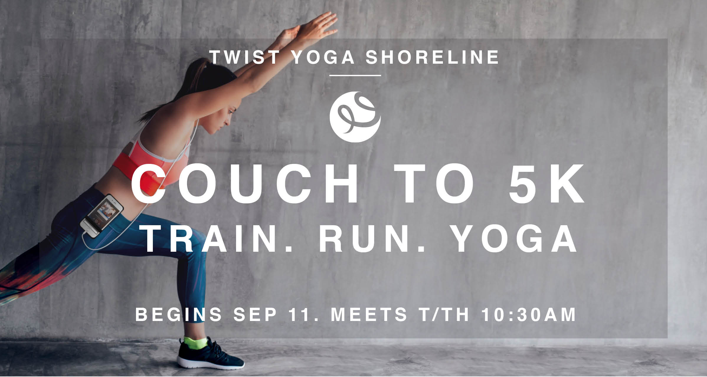 Couch To 5k Xls Couch To 5k Train Run Yoga Twist Yoga
