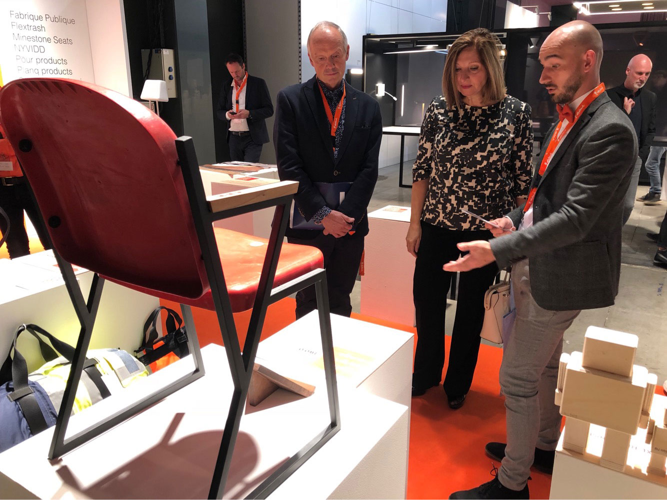 Design Interieur Job Meaningful Ideas And Smart Solutions Central At Interieur 2018 Two O