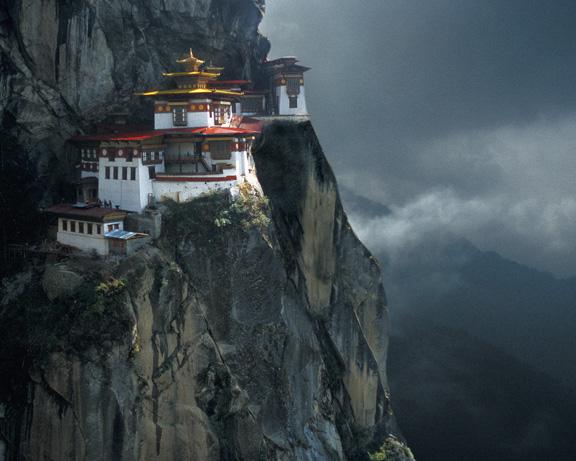 Kuzu zangpo la - Greetings from Bhutan