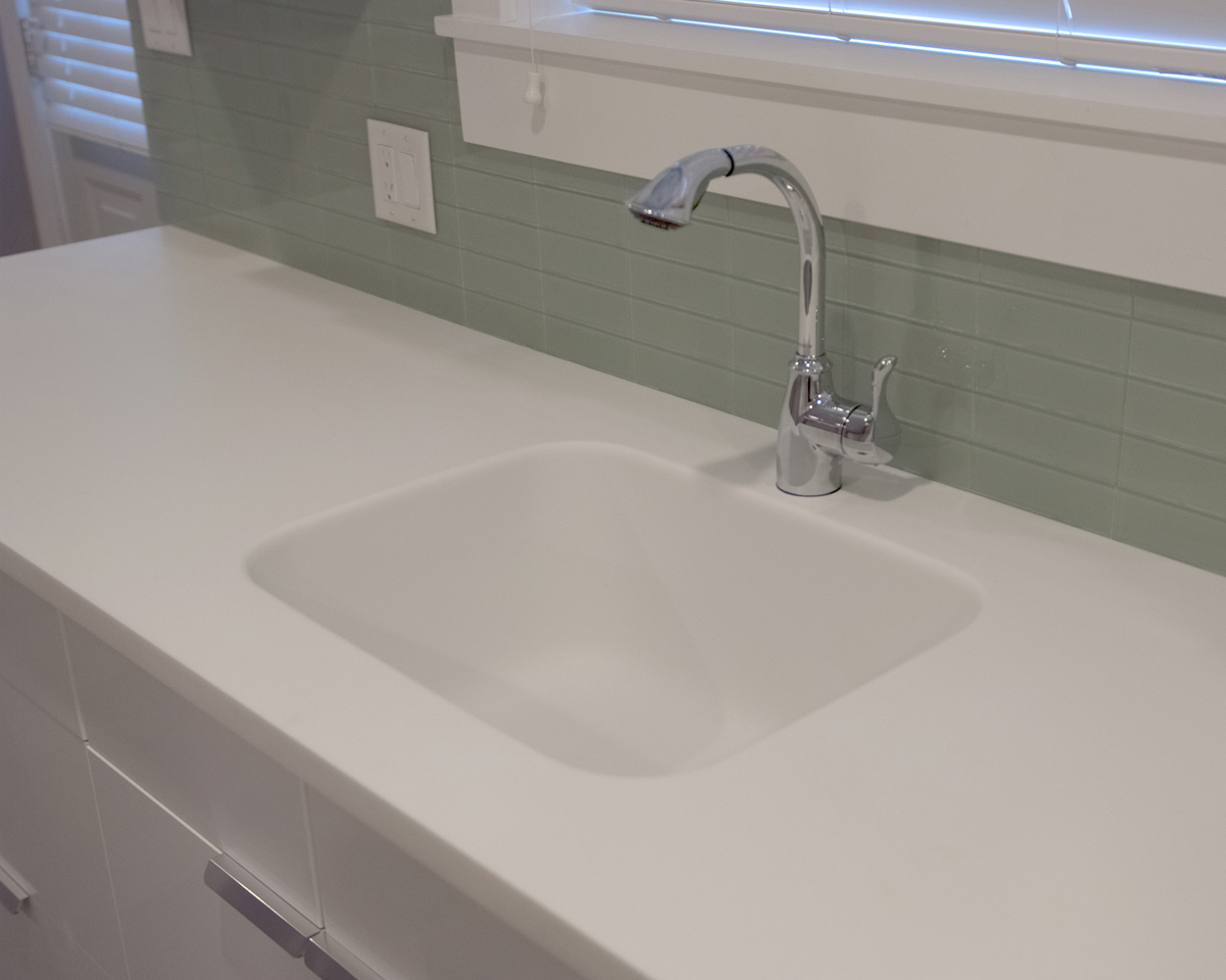 How To Clean Corian Sinks And Countertops Motevaselan Kitchen Two And Two Design