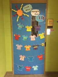 Door Decorating Ideas For Elementary School | www ...