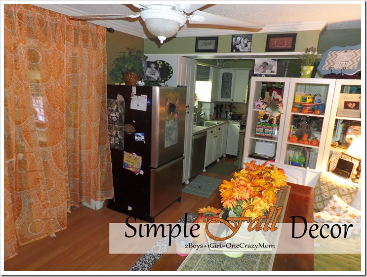 Simple way to decorate your house with Kohlu0027s for #Fall that wonu0027t - living room curtains kohls