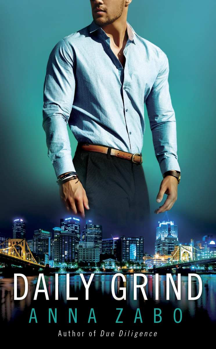 Daily Grind By Anna Zabo: Blog Tour and Guest Post