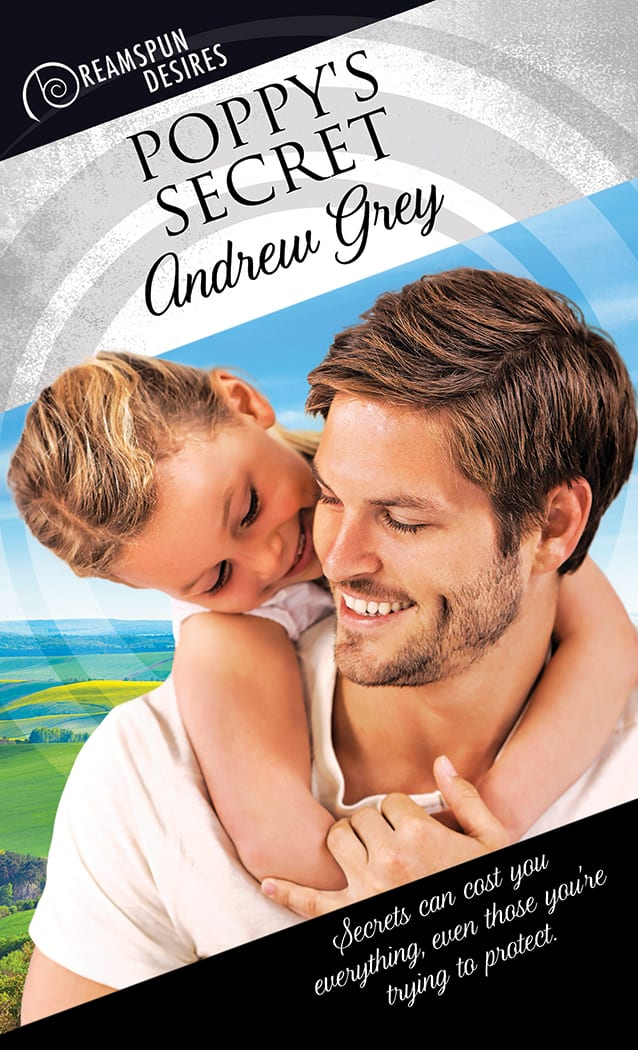 Poppy's Secret by Andrew Grey: Author Guest Post, Release Day Review, Excerpt and Giveaway