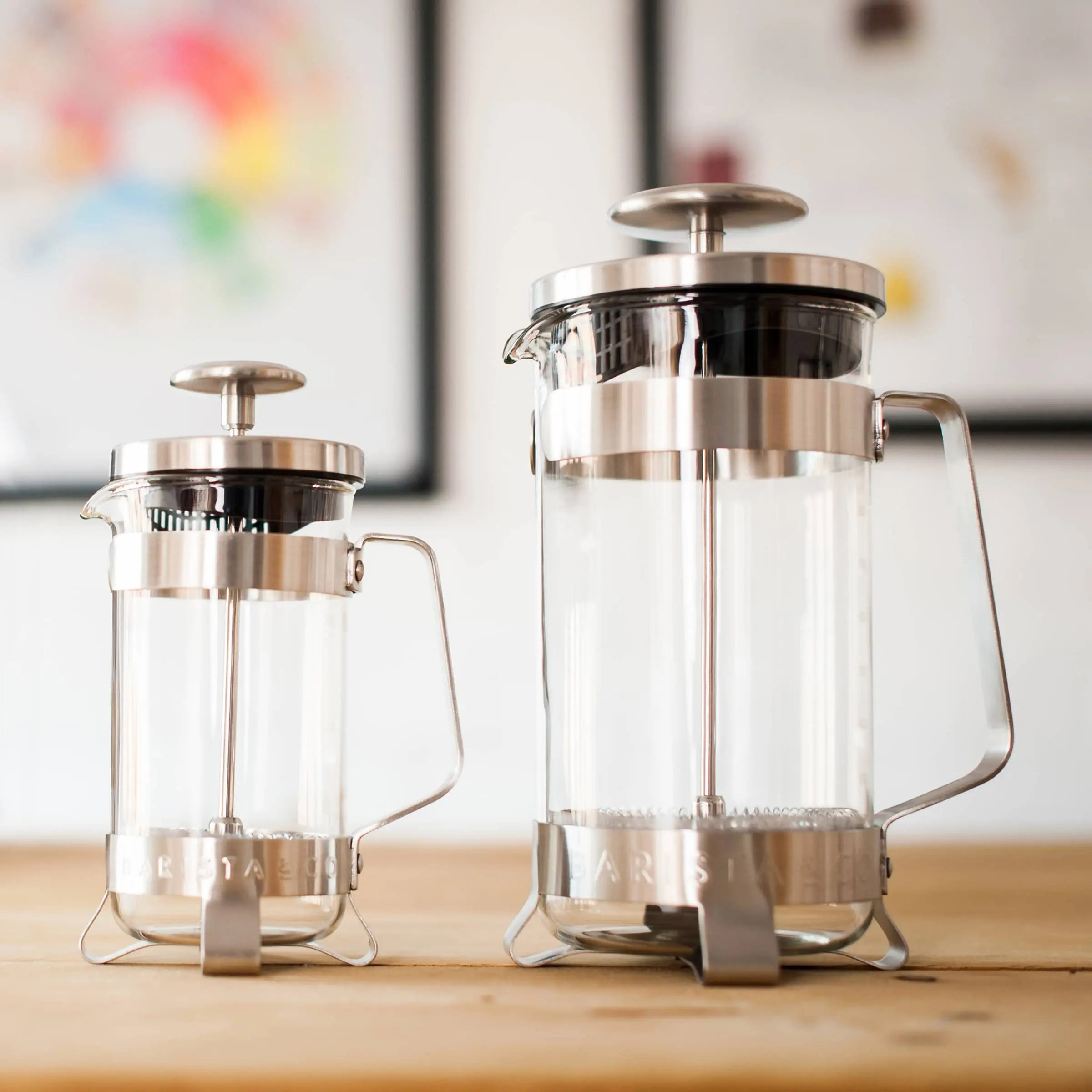 Cafetiere Barista Barista And Co Cafetiere Gift Set Two Chimps Coffee