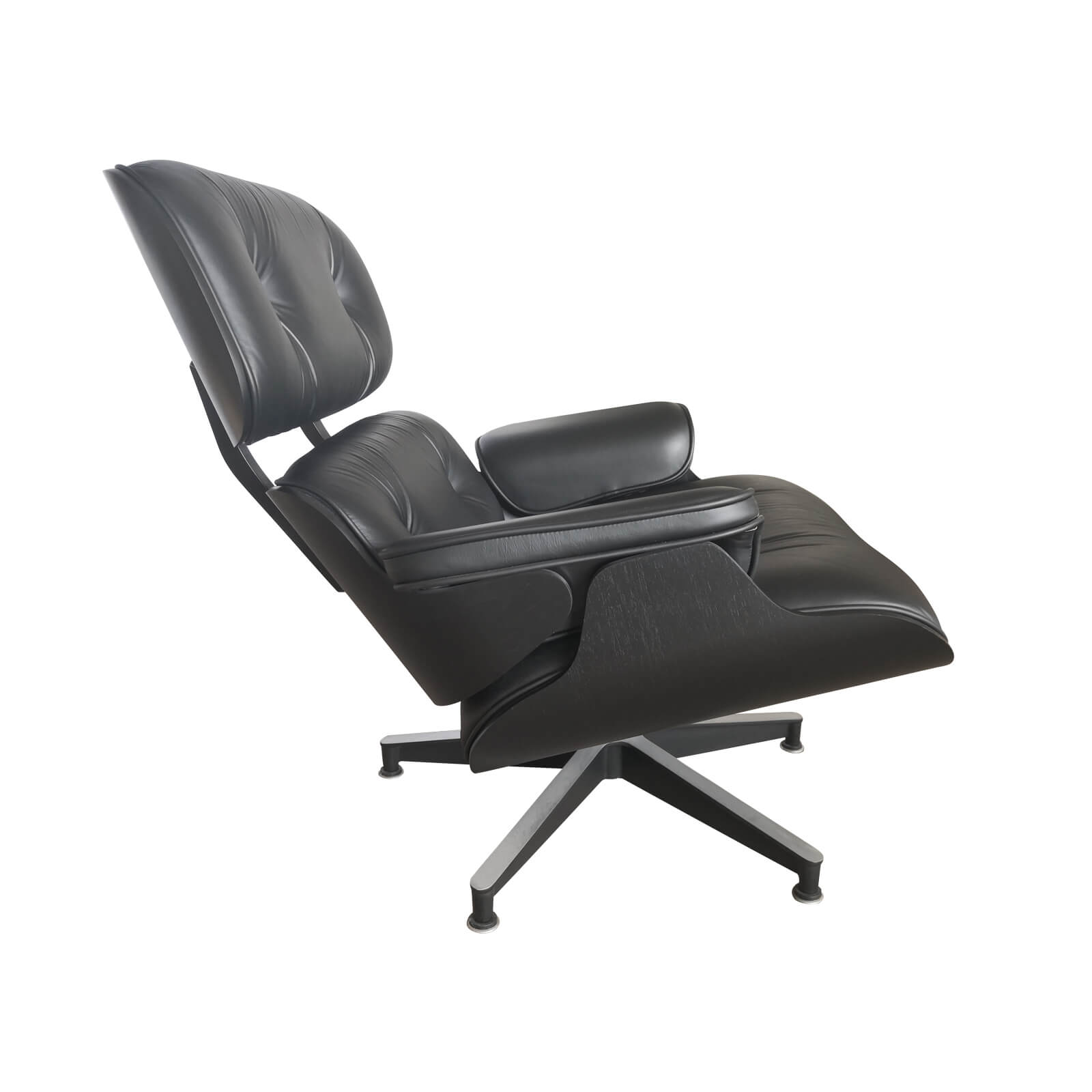 Eames Ottoman Eames Lounge Chair Ottoman Asia Limited Edition Black