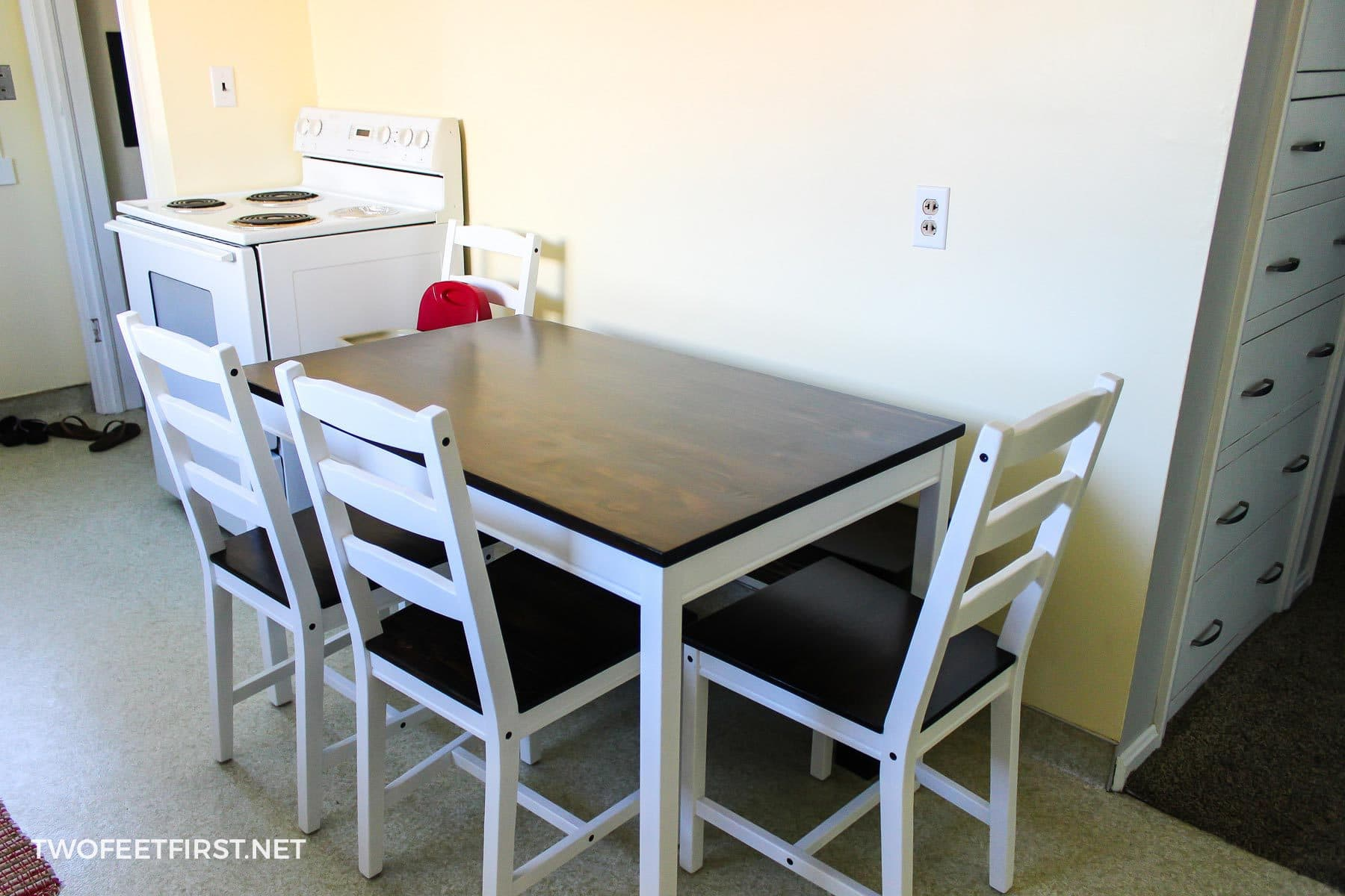 Ikea Dining Table Ikea Hack Farmhouse Table