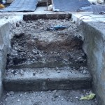 Removing steps