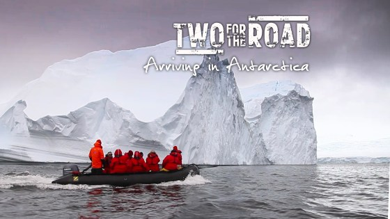 Episode 4: We Make It To Antarctica! And It Is INCREDIBLE…