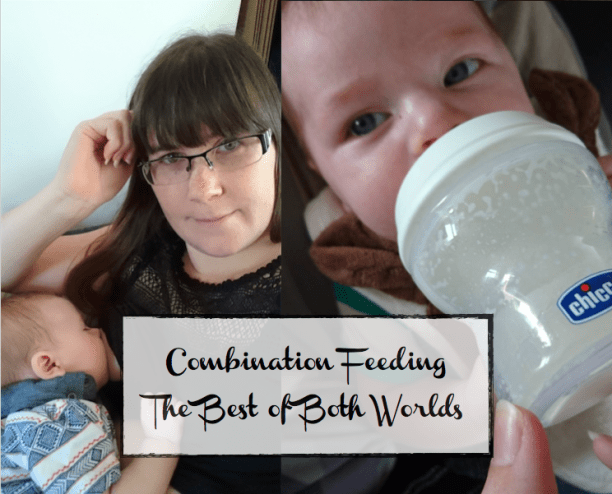 combination feeding