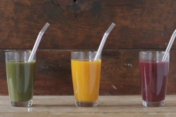 Sustainable Sipping - Hummingbird Straws