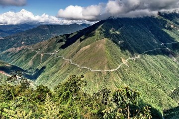 From: 5 Worst Roads in South America