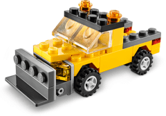 LEGO Snow Plow