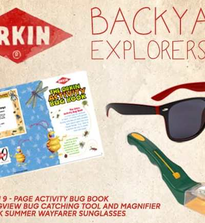 Backyard Explorers Kit