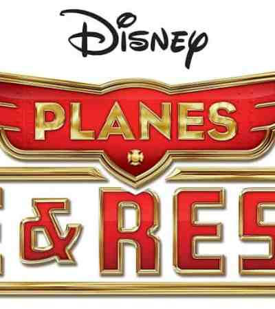 Planes Fire & Rescue logo
