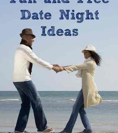 Free Date Night Ideas