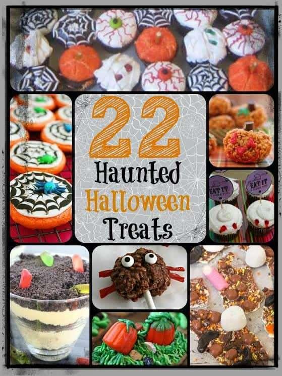 7 Low-Calorie Halloween Treats