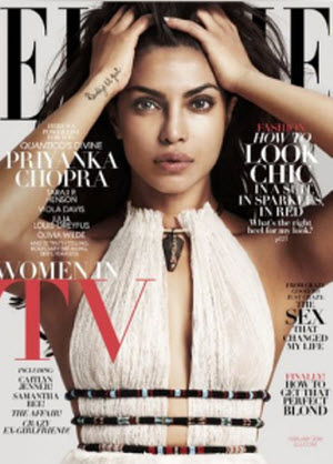 Free Subscription to Elle Magazine