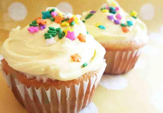 How to Make a Box Cake Mix Taste Like Bakery Cupcakes