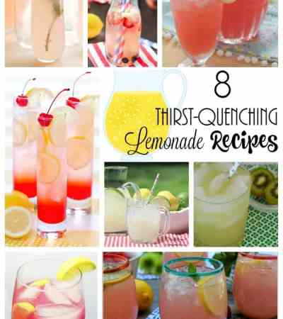 Lemonade Recipe Ideas
